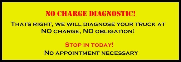 No Charge Diagnostics