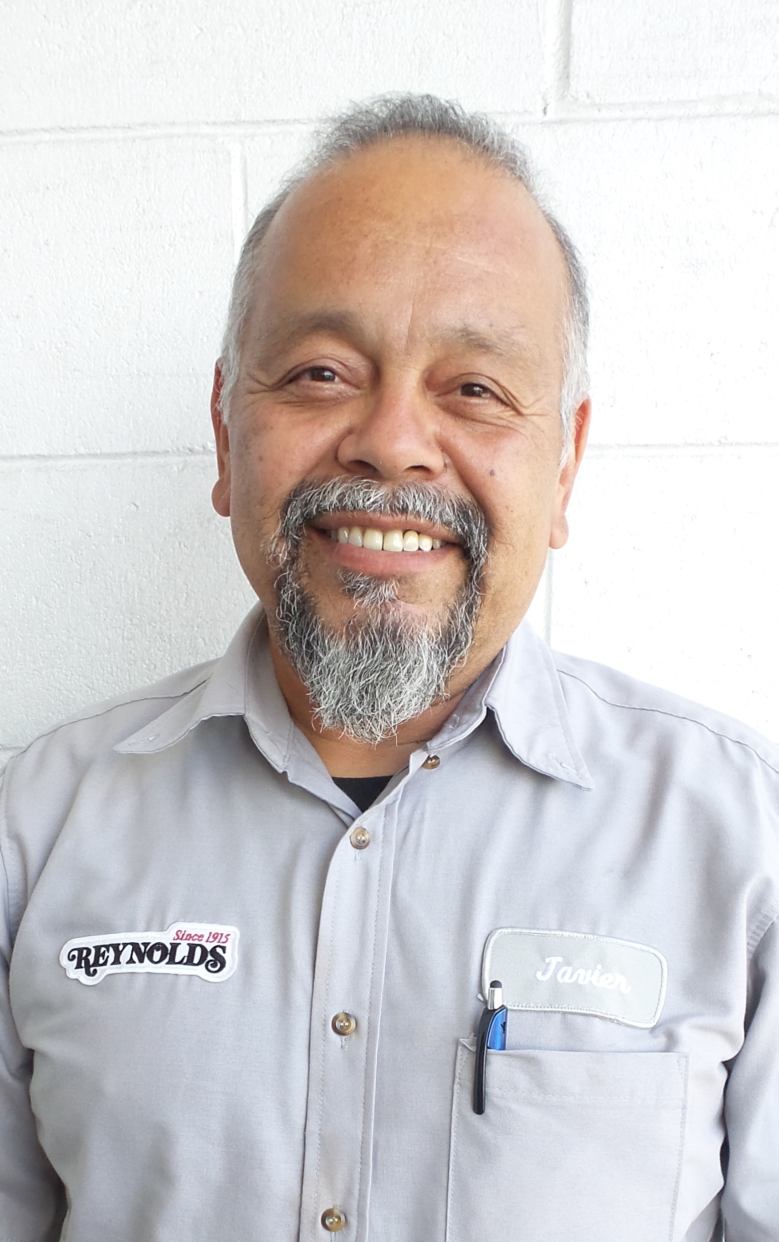 Javier Marin, Certified Parts Consultant