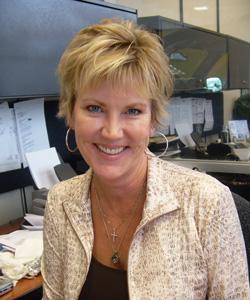 Lisa Lidel, Commercial Fleet Manager